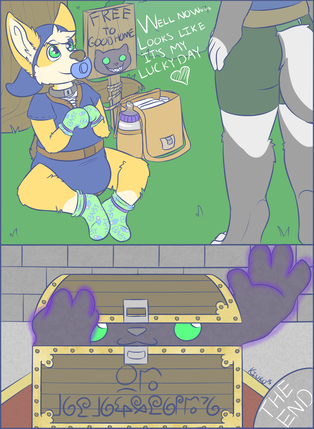 The Babymaker - Page 6 (END)