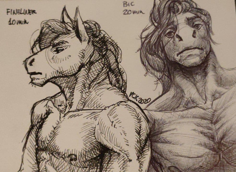 Most recent image: Sketch
