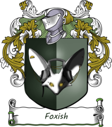 Join House Foxish! (Game Of Con Chairs art)