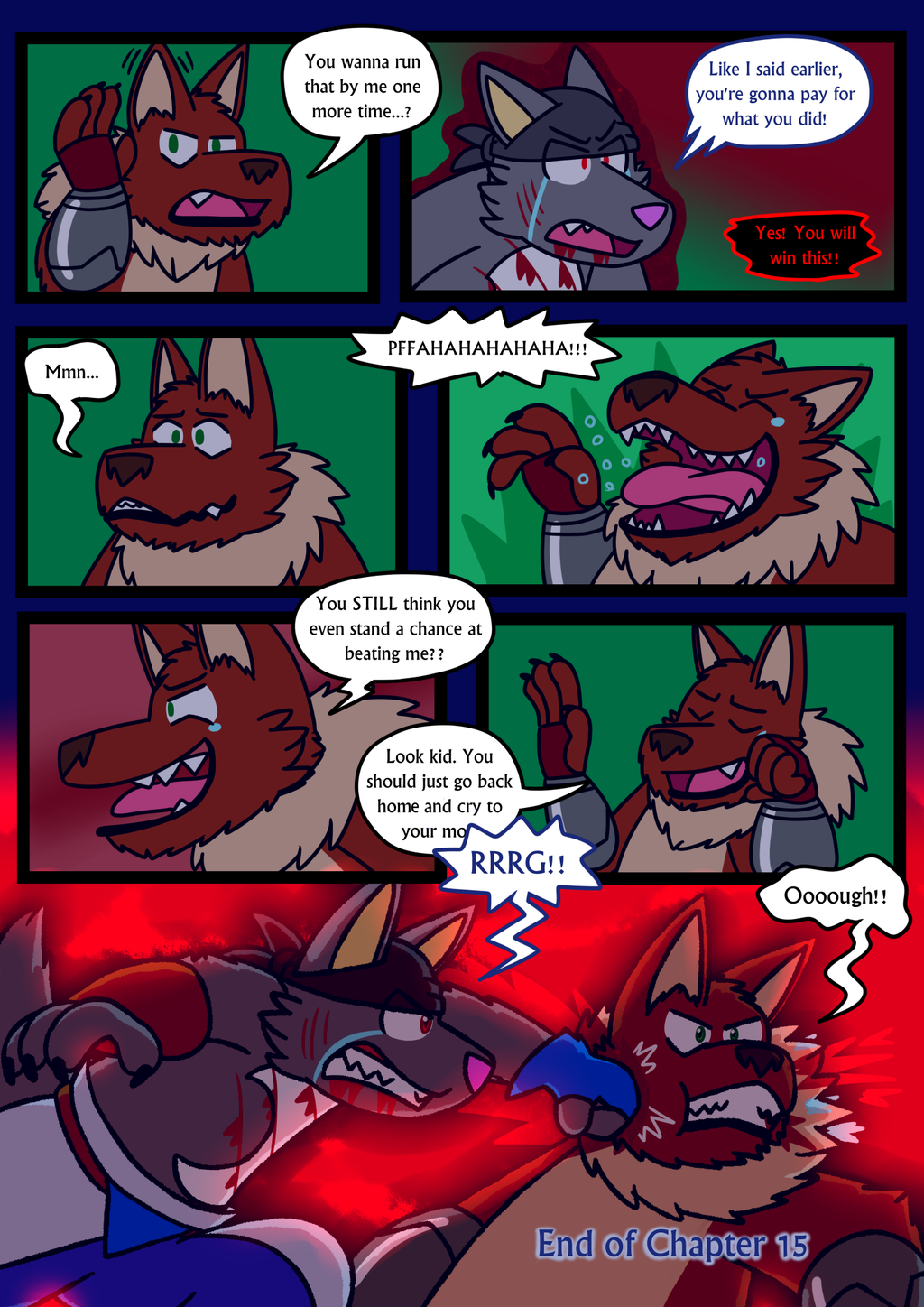 Lubo Chapter 15 Page 27 (Last)