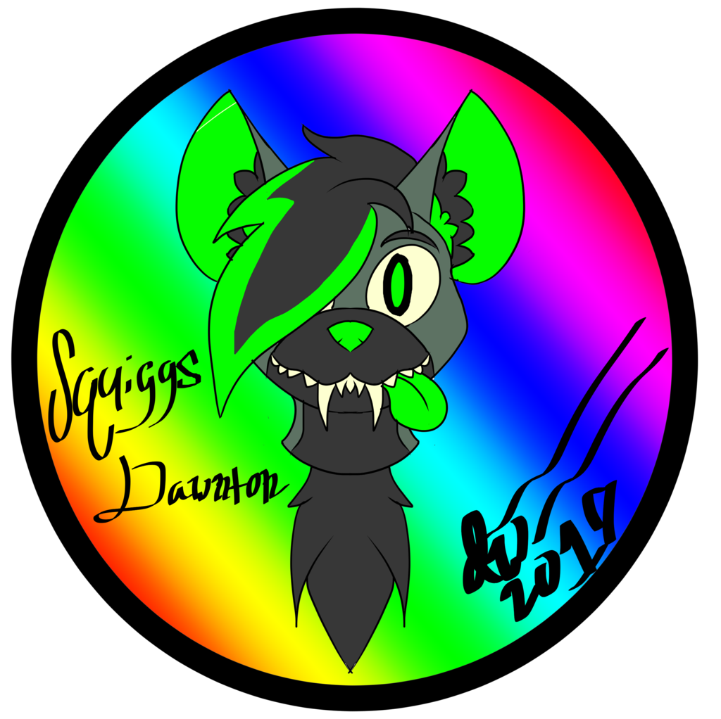 Badge Thingy Cause I can