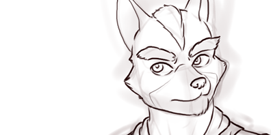 Sketch - Fox McCloud