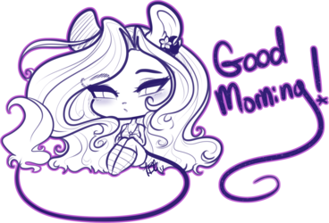 Good morning! [Stellae]