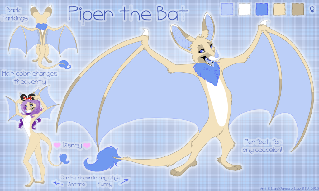 Most recent image: Piper