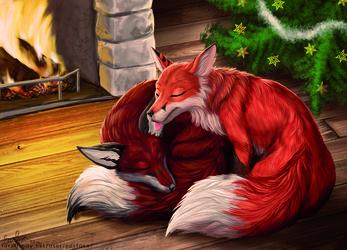Merry foxy christmas to you (2012)