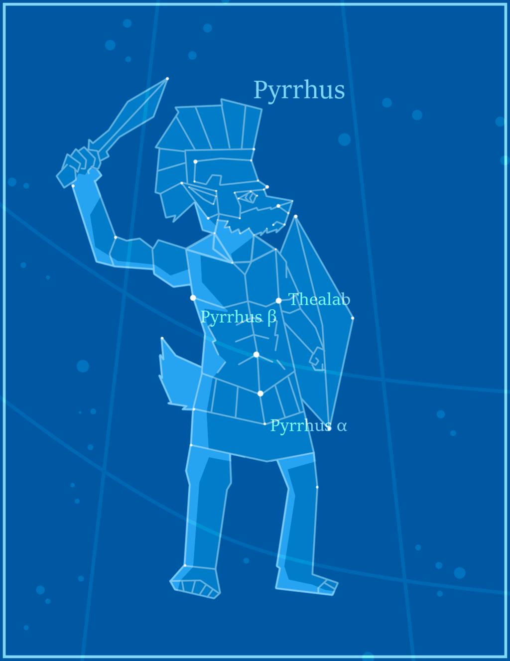 [Comm] Pyrrhus constellation