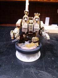 Ironcald dreadnought mode