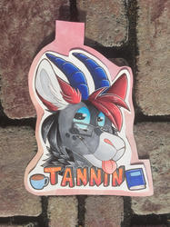 capragirl badge commission