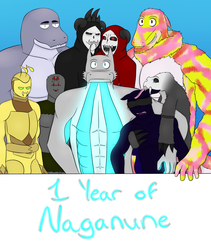 1 Year of Naga(retro)nune