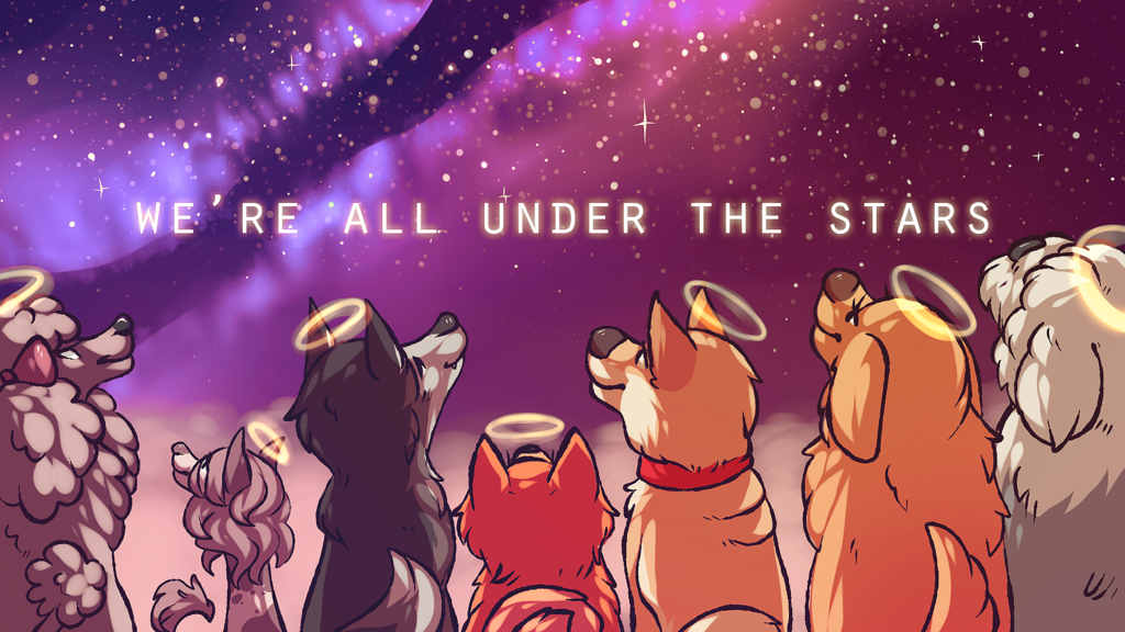 We're All Under The Stars