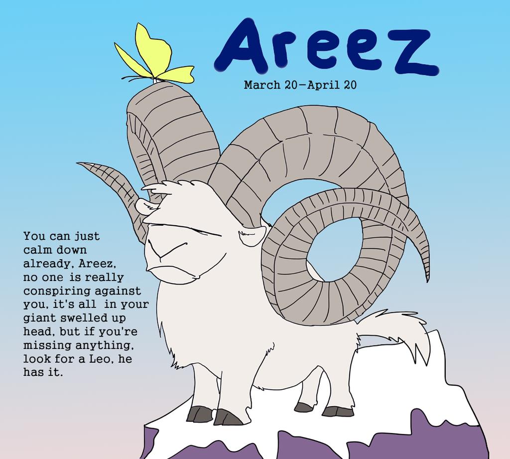 Durpascope Areez (Aries)