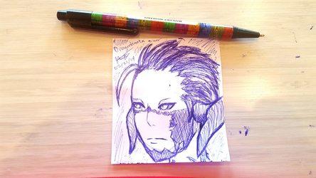 Work Doodles - Ravana Grim
