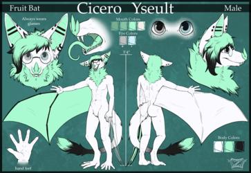 [C] Cicero Reference Sheet