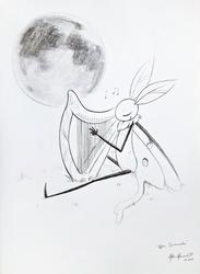 Moon Serenade [Sketch]