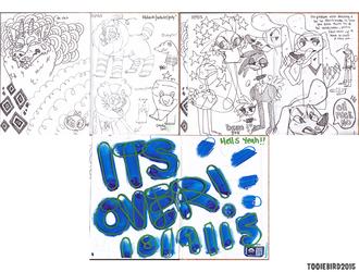 Sketchbook 74 - Part 9
