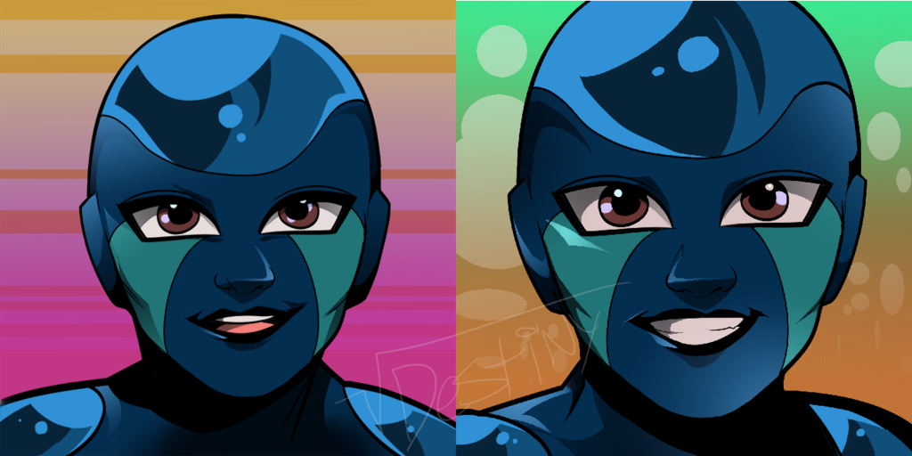 Icejin Child Icons (COMMISSION)