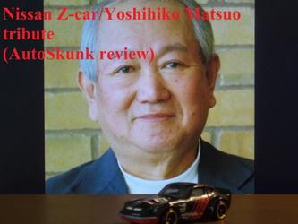 Nissan Z-car/Yoshihiko Matsuo tribute (AutoSkunk review part 1)