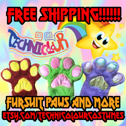 FREE SHIPPING FROM TECHNICOLOUR COSTUMES
