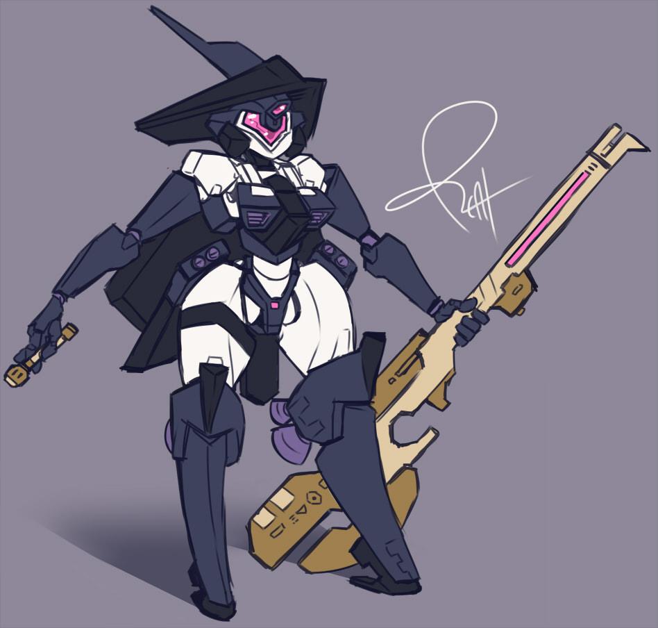 Blitz Witch