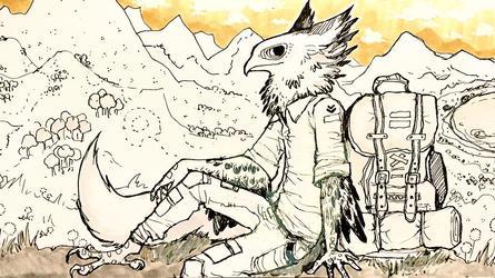 Sora - Ankoreyri Ranger by Miiburd