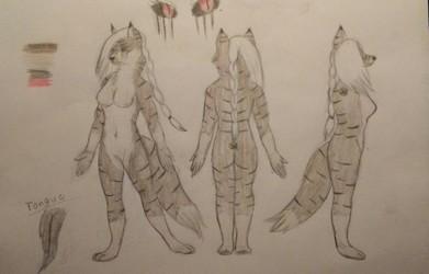 Jayza (Character Sheet)