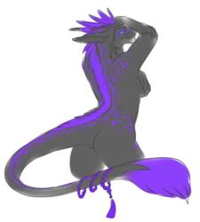 Sketch- Artemis