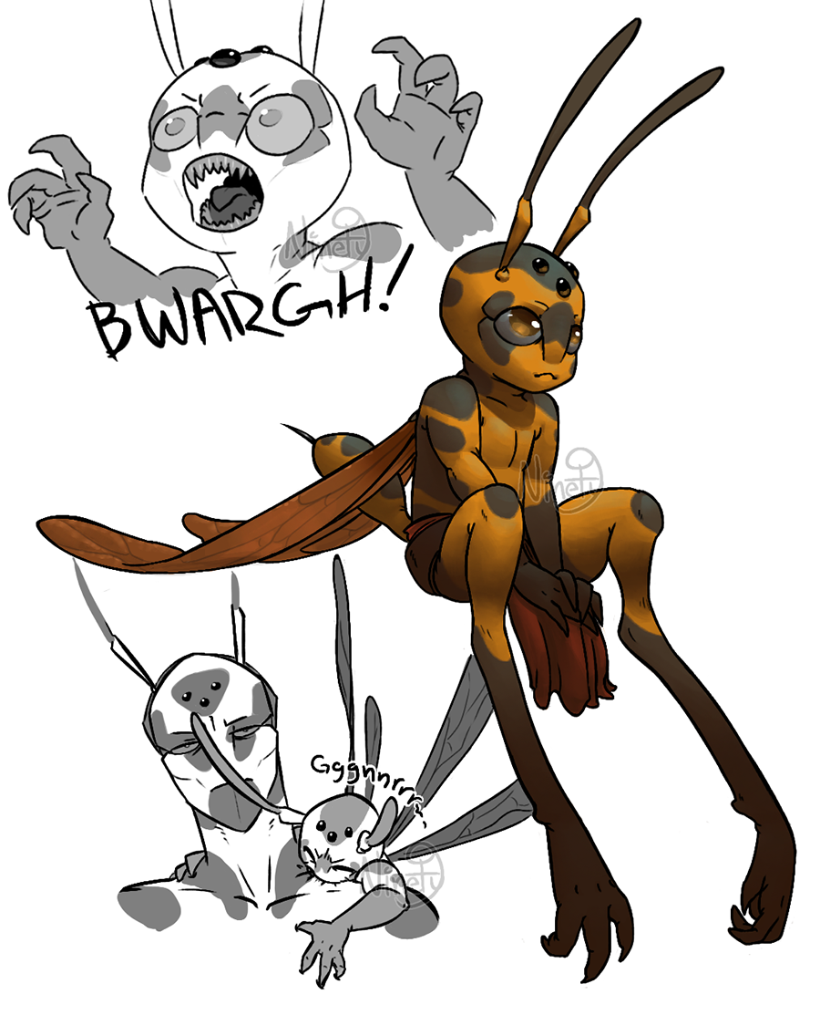 Most recent image: BABBY BUGS