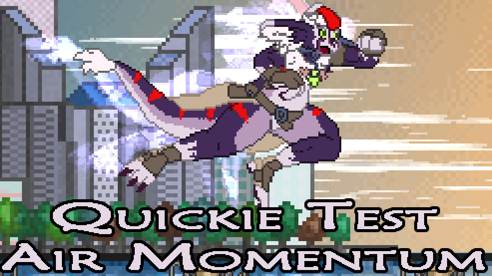 Featured image: Quickie - Air Momentum (Jeibu alpha test) [VIDEO]