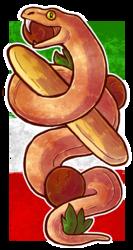 Snakeghetti