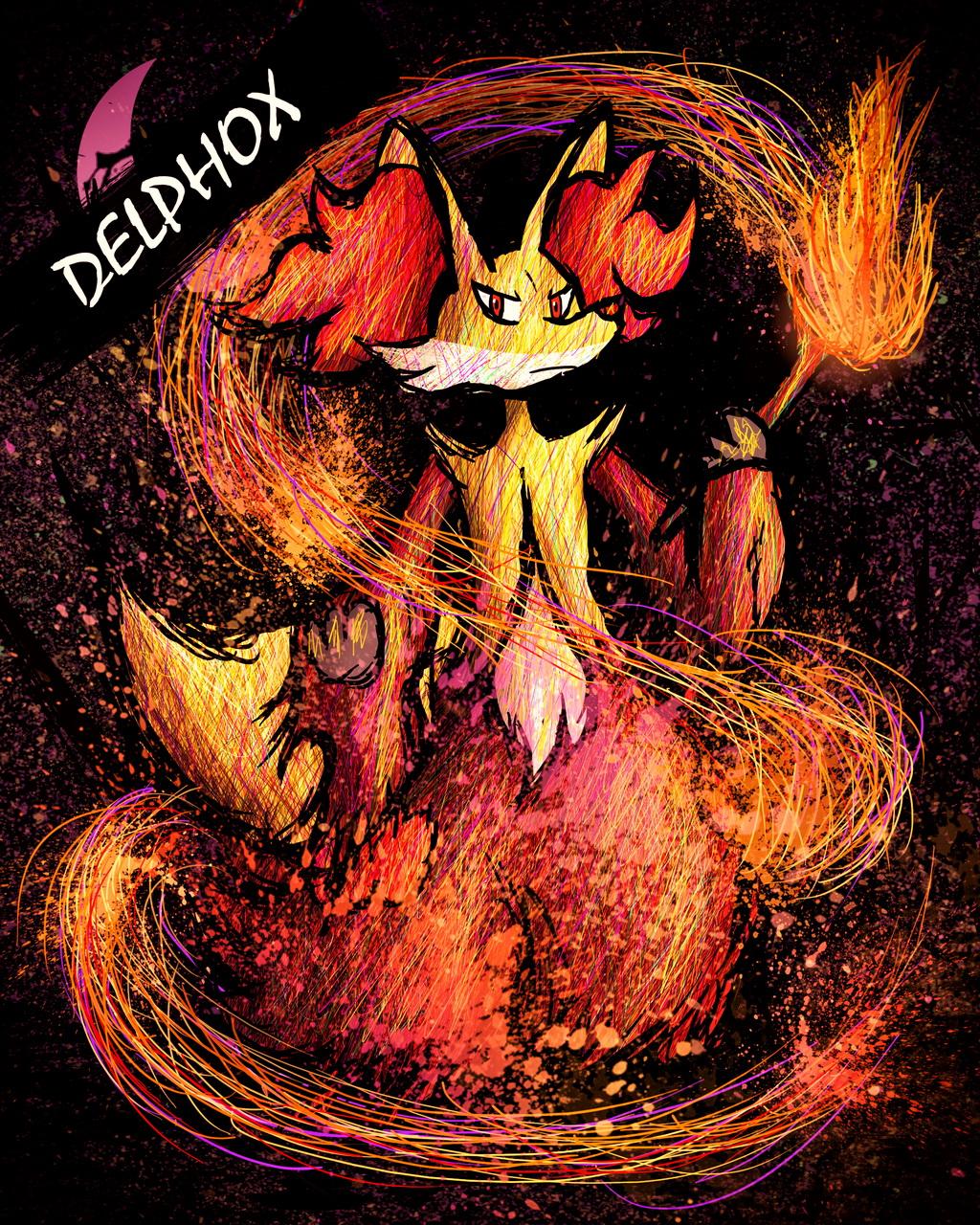 Delphox