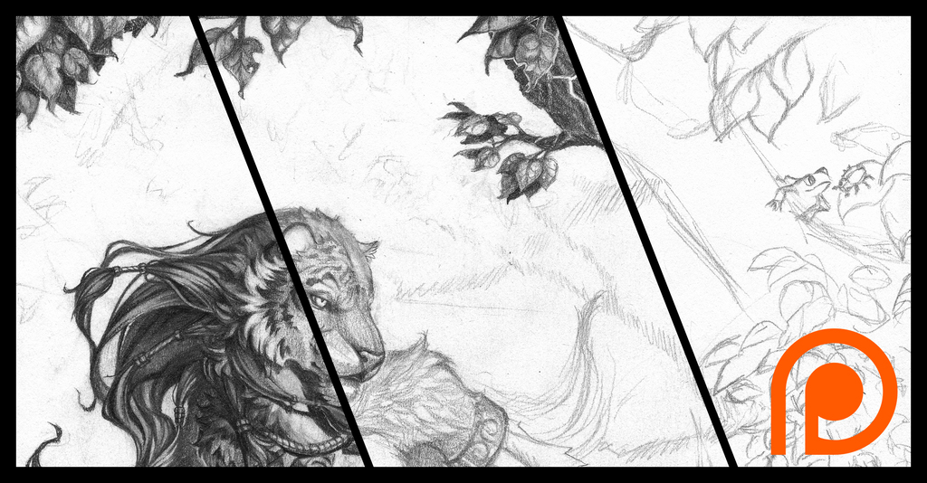 [WIP] Detailed commission for Teiirka