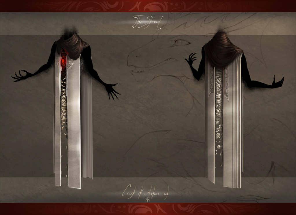 Coat of Ashes - Shroud