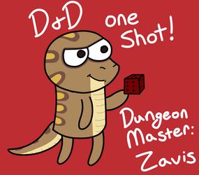 ONE SHOT D&D
