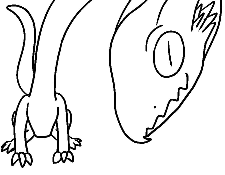 Doodle Day #44: Lyndneck