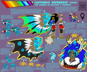 Sapphirus Reference +2018+