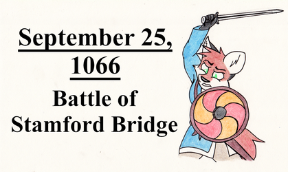 This Day in History: September 25, 1066