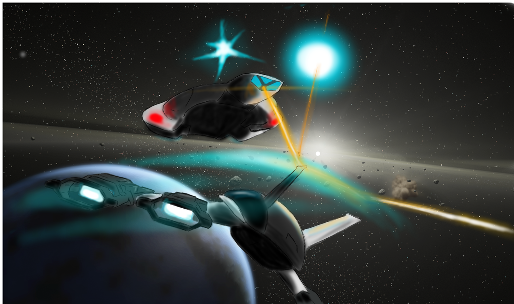 Space Battles 2: Trek Effect