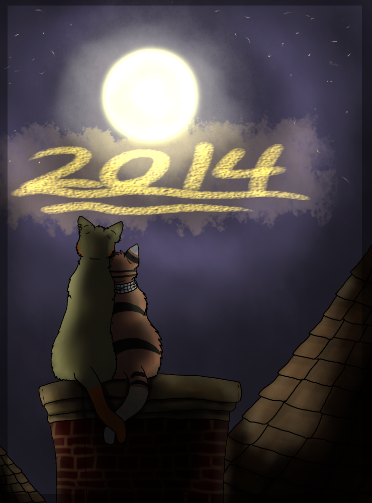 Most recent image: ~Happy New Year~