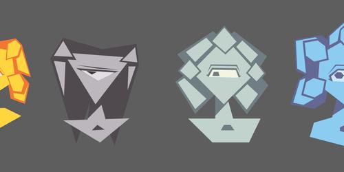 Female Geometrians