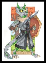 Emerald Kobold