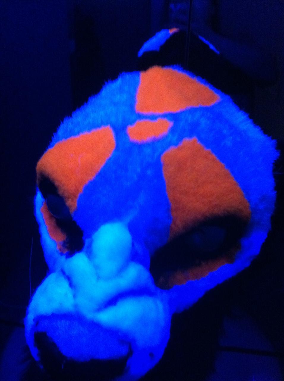 UV Geiger - Close up