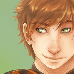 stupid handsome hiccup