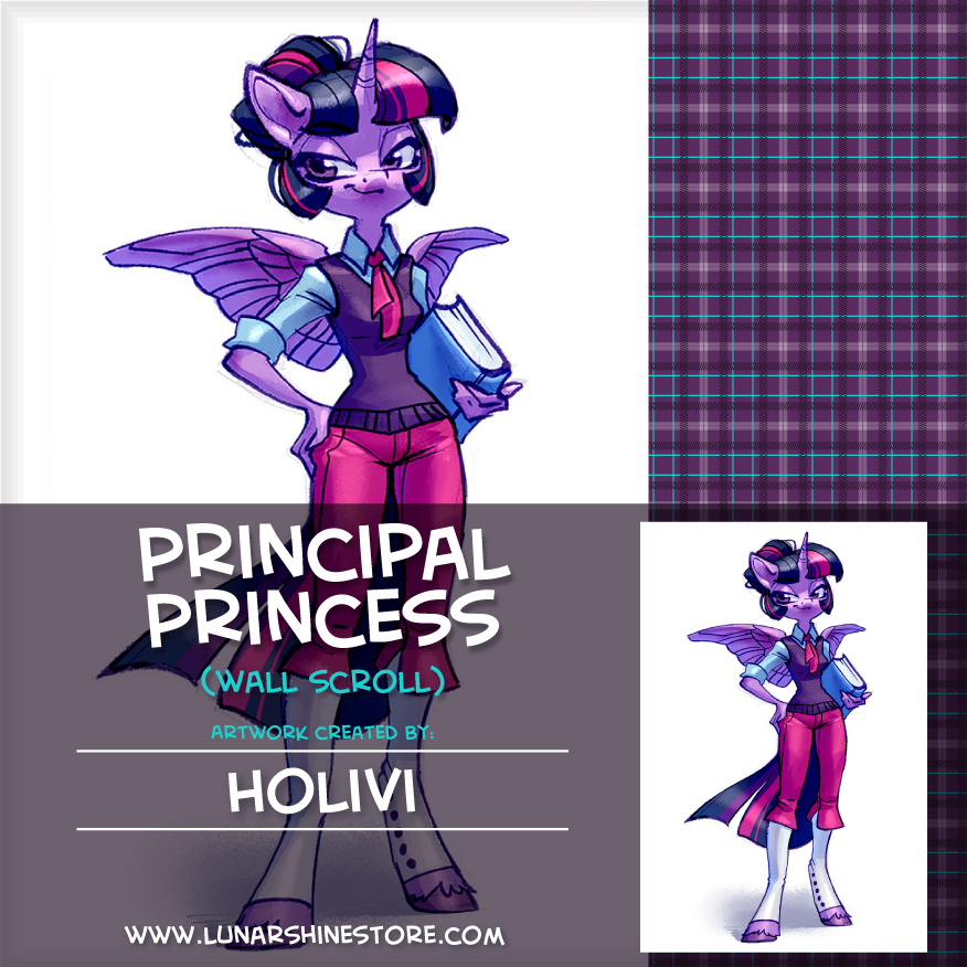 Principle Princess by Holivi