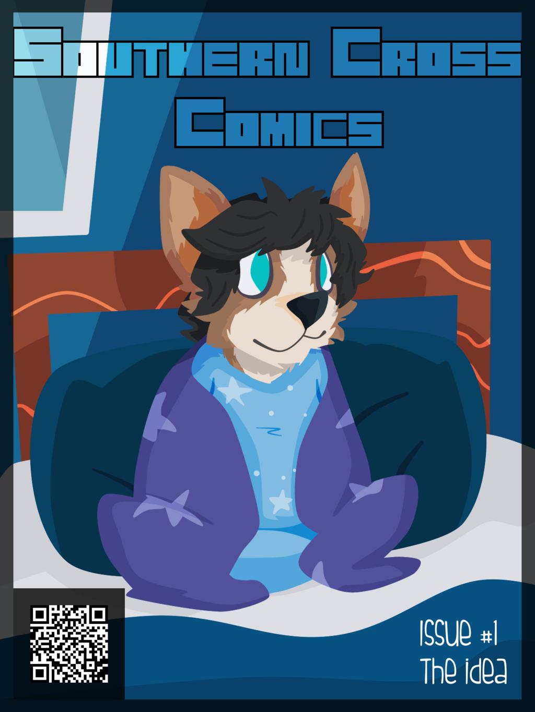 [Comic] The Idea : Cover