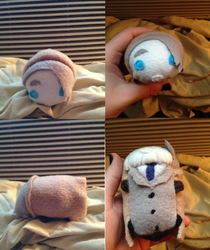 Yuri On Ice Casual Victor Tsum - Sold