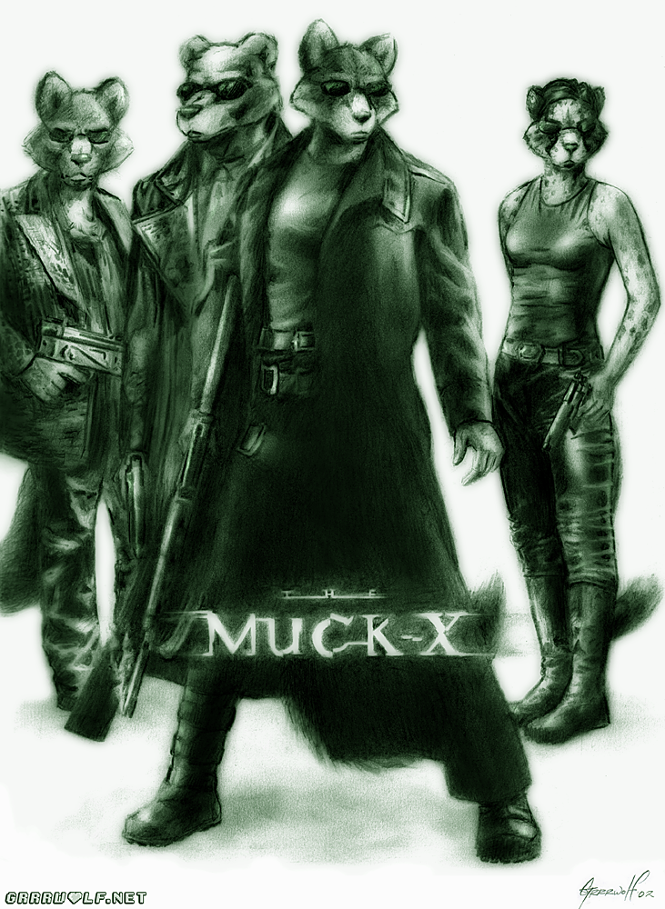 The Muck-X - 2002