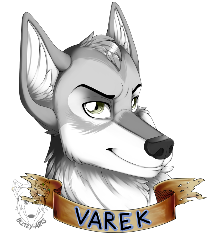 Commission: Varek Badge