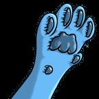 Cat Paw -Blank-