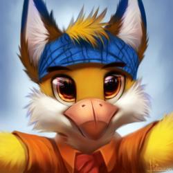 Gryphon Selfies !
