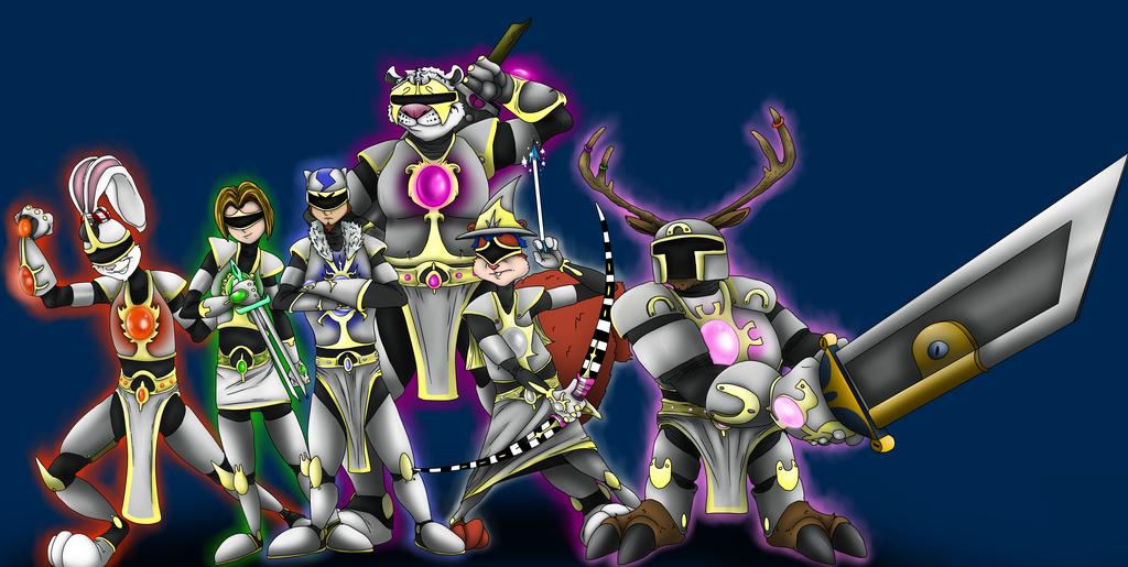 Tales of Elleria: Zodiarchon Armor